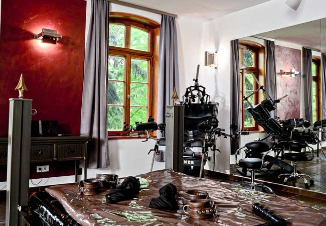 Panorama BDSM/Fetisch Appartement Latexwelt