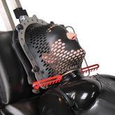 Latex-Stahl-Kopffixierung-Warrior