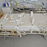 Ferienwohnung-KlinikWelt-Patientenzimmer-Patientenbetten-Segufix