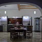 romantische-ferienwohnung-kueche-essbereich-salon