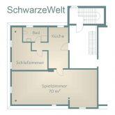 1-SM-Apartment-SchwarzeWelt-Grundriss